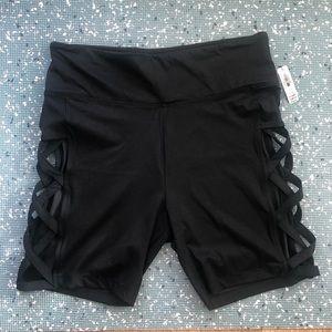 VICTORIA'S SECRET Sport Biker Cycling shorts